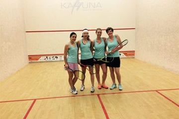 Squash Kraków - Ladies Team
