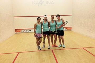 Squash Kraków - Ladies Team