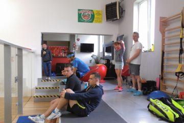 Rozgrzewka przed meczem squasha – jakie ćwiczenia zastosować?