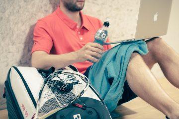 Polecane akcesoria do squasha