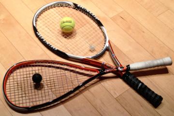 Squash vs. Tenis - Podobieństwa i różnice